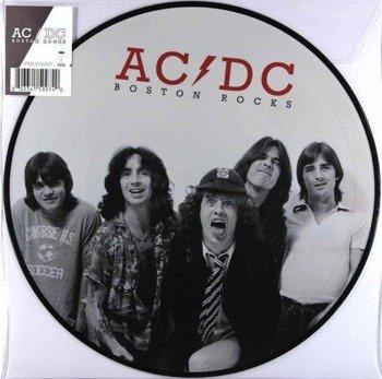 AC/DC: BOSTON ROCKS  (LP PICTURE VINYL)