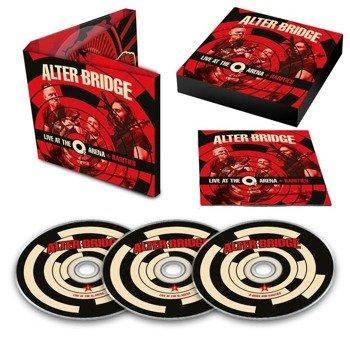 ALTER BRIDGE - LIVE AT THE O2 ARENA + RARITIES (3CD)