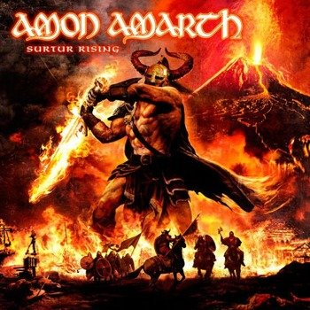 AMON AMARTH: SURTUR RISING (CD)