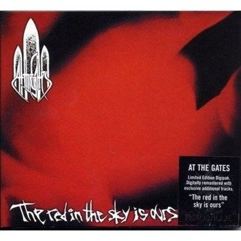 AT THE GATES: THE RED IN THE SKY IS OURS (CD)