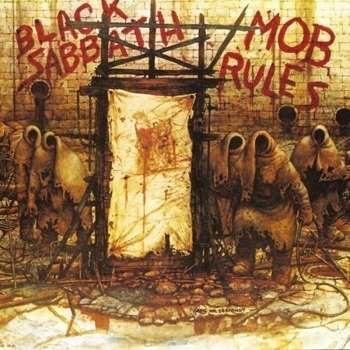 BLACK SABBATH: MOB RULES (CD)