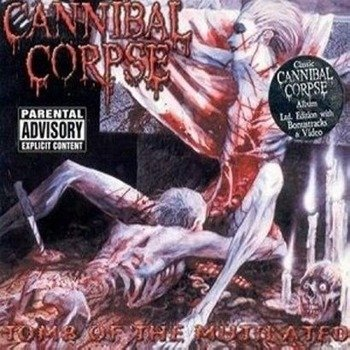 CANNIBAL CORPSE: TOMB OF THE MUTILATED (CD)
