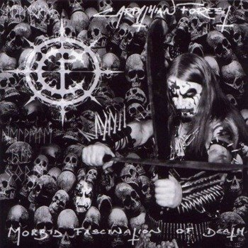 CARPATHIAN FOREST: MORBID FASCINATION OF DEATH (LP VINYL)