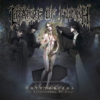 CRADLE OF FILTH: CRYPTORIANA  - THE SEDUCTIVENESS OF DECAY (CD)