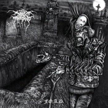 DARKTHRONE: F.O.A.D. (LP VINYL)