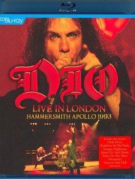 DIO: LIVE IN LONDON - HAMMERSMITH APOLLO 1993 (BLU-RAY)