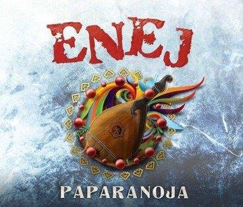 ENEJ: PAPARANOJA (CD)