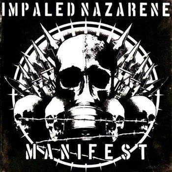 IMPALED NAZARENE: MANIFEST (CD)