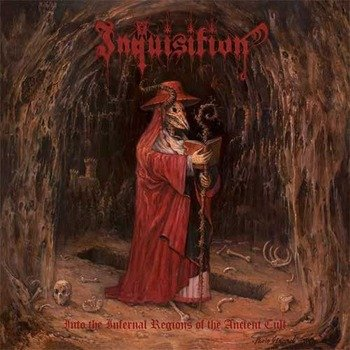 INQUISITION: INTO THE INFERNAL REGIONS OF THE ANCIENT CULT (CD)