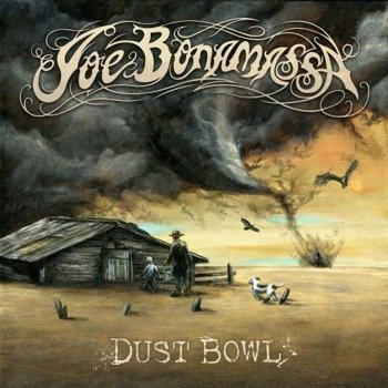 JOE BONAMASSA: DUST BOWL (CD)