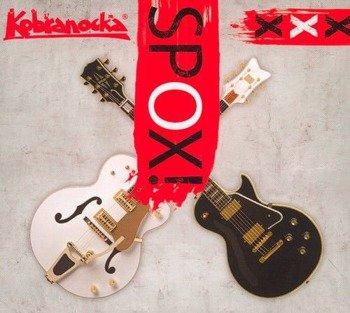 KOBRANOCKA: SPOX! (CD)