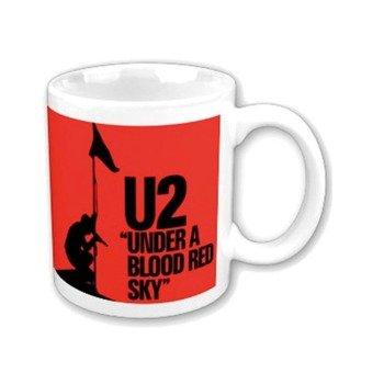 Kubek U2 - UNDER A BLOOD RED SKY