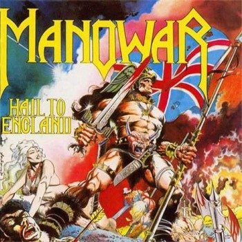 MANOWAR: HAIL TO ENGLAND (CD)