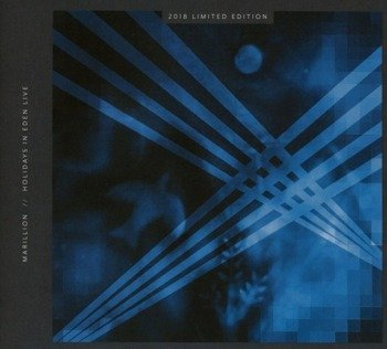 MARILLION: HOLIDAYS IN EDEN LIVE (2CD)