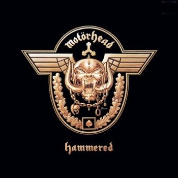 MOTORHEAD: HAMMERED (LP VINYL)