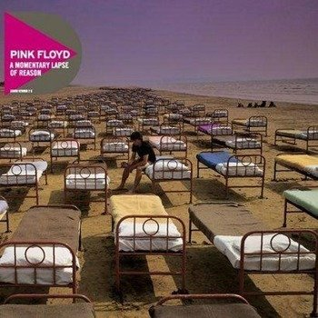 PINK FLOYD: A MOMENTARY LAPSE OF REASON (CD)