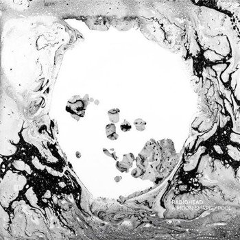 RADIOHEAD: A MOON SHAPED POOL (CD)