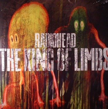 RADIOHEAD: THE KING OF LIMBS (CD)