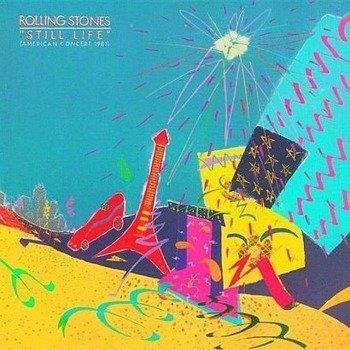 ROLLING STONES: STILL LIFE (CD) REMASTER