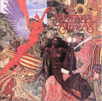 SANTANA: ABRAXAS (CD)