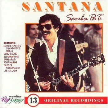 SANTANA: SAMBA PA TI (CD)