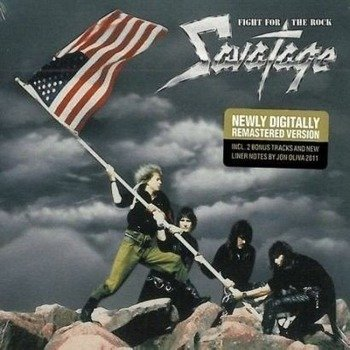 SAVATAGE: FIGHT FOR THE ROCK (CD) DIGIPACK