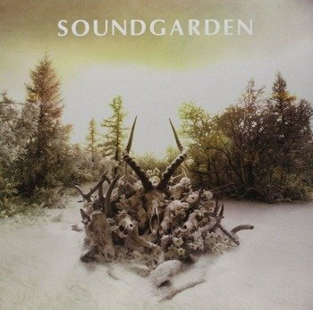 SOUNDGARDEN: KING ANIMAL (CD)
