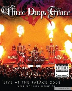 THREE DAYS GRACE: LIVE AT THE PALACE 2008 (CD)