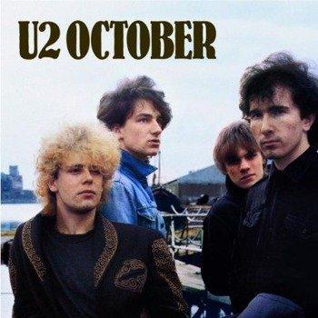 U2: OCTOBER (CD)