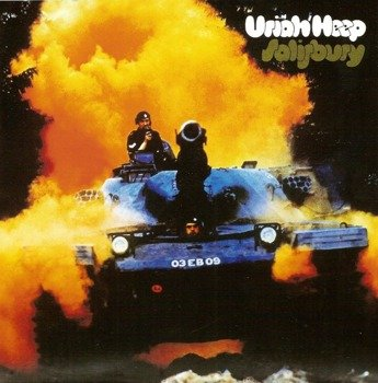 URIAH HEEP: SOLISBURY (CD) REMASTER