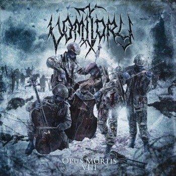 VOMITORY: OPUS MORTIS VIII (CD)