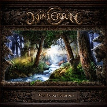 WINTERSUN: THE FOREST SEASON (CD)
