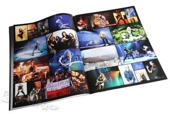 album/program METALLICA - WORLD MAGNETIC TOUR 2008-2009, 40 STRON, kolekcjonerski