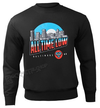 bluza ALL TIME LOW - BALTIMORE, bez kaptura