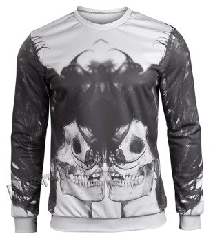 bluza MR.GUGU - BLACK SKULL GIRL
