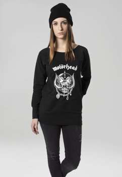 bluza damska MOTORHEAD- EVERYTHING LOUDER,  bez kaptura