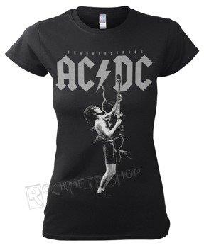 bluzka damska AC/DC - THUNDERSTRUCK