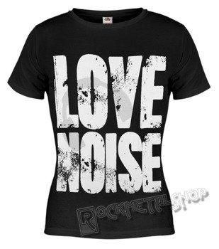 bluzka damska BLACK ICON - LOVE NOISE (DICON144 BLACK)