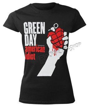 bluzka damska GREEN DAY - AMERICAN IDIOT