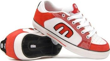 buty Etnies -Dasit White/Red