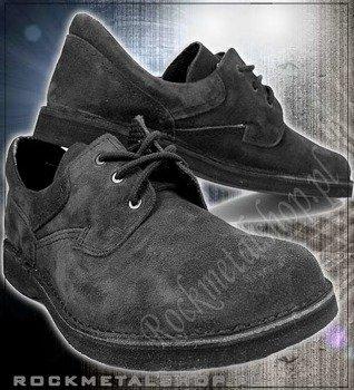 buty ZAMSZOWE JOLEX (020) czarne