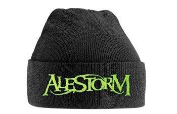 czapka ALESTORM - LOGO, zimowa