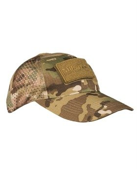 czapka BASEBALL CAP NETZ MULTITARN