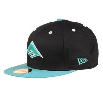 czapka EMERICA - TRIANGLE - NEW ERA CAP (TEAL)