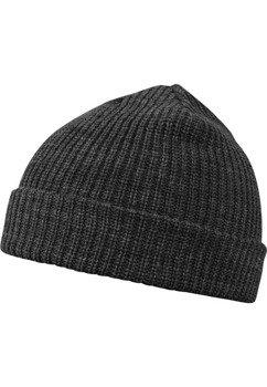 czapka zimowa MASTERDIS - FISHERMAN BEANIE II H.CHARCOAL