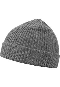 czapka zimowa MASTERDIS - FISHERMAN BEANIE II H.GREY