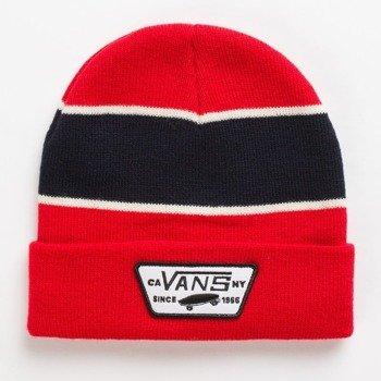 czapka zimowa VANS - CALPINE CHILI PEPPER