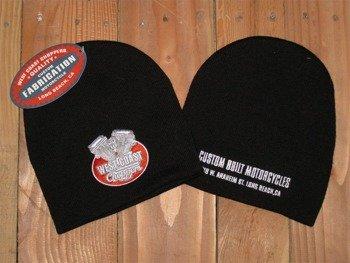 czapka zimowa WEST COAST CHOPPERS - PANHEAD