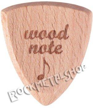 drewniana kostka do gitary WOODNOTE Bull Shield - BUK