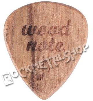 drewniana kostka do gitary WOODNOTE Tearwood - ORZECH BOLIWIJSKI
